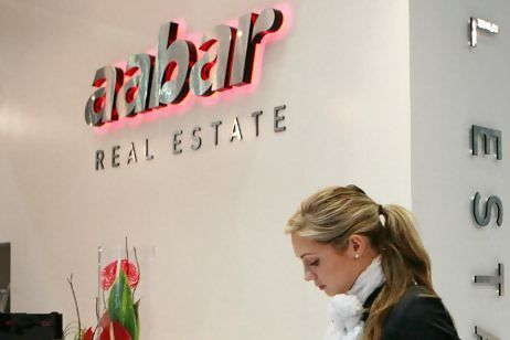 Aabar real estate