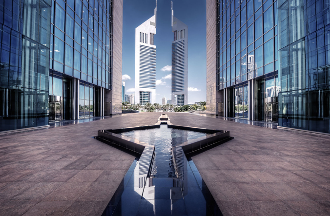 Dubai Financial Hub