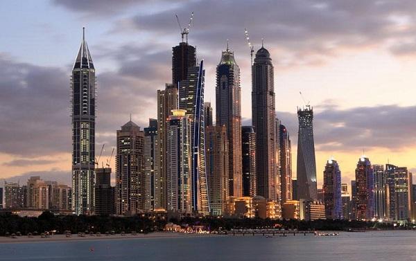 Dubai Marina blog