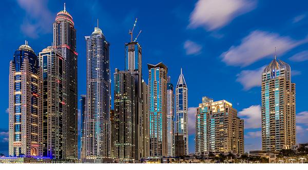 Dubai Marinas