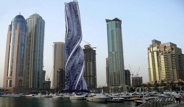 Dubai-Rotating-building