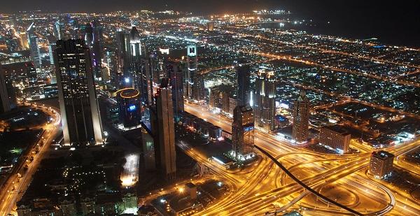 UAE ariel