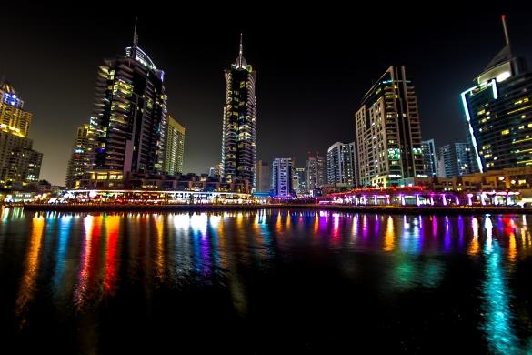 night Dubai